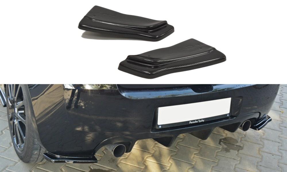 Splittery Tylne Boczne Renault Clio III RS - GRUBYGARAGE - Sklep Tuningowy